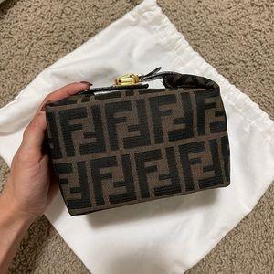 Authentic Fendi Box Zucca vintage bag